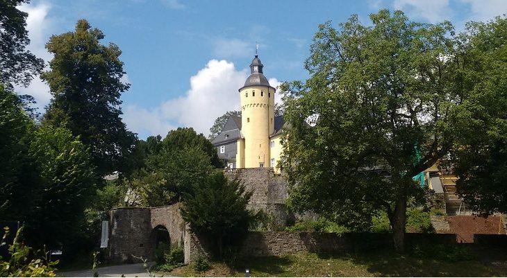 Schloss Homburg 1200x400